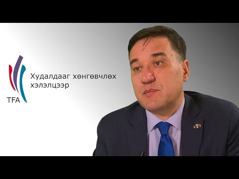EU Ambassador to Mongolia, H.E Traian Hristea- interview on WTO TFA (Dec 2020)