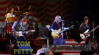 Tom Petty and the Heartbreakers - Bye Bye Johnny (Live at Farm Aid 1985)