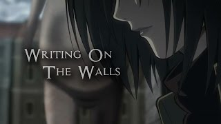 writing on the walls. [snk] (hpb Jo)