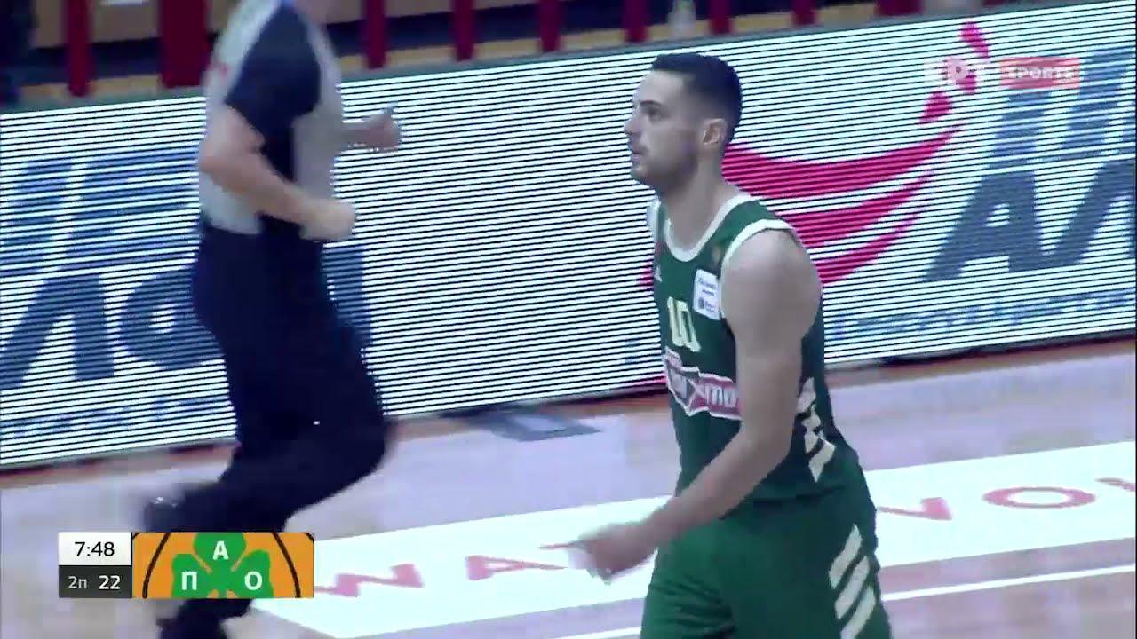 Basket League | Λαύριο – Παναθηναϊκός 66-82 | HIGHLIGHTS | 10/06/2021 | ΕΡΤ