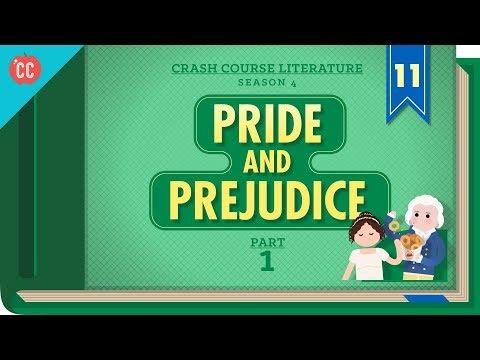 Pride and Prejudice Part 1: Crash Course Literature #411