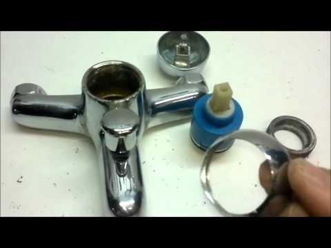 Grifo monomando gotea, como desmontar un grifo monomando
