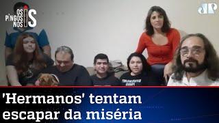 Exclusivo: Vítimas do socialismo fogem da Argentina para o Brasil