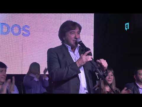 PRESENTACION DE LISTA DE TODOS DAIREAUX - ROBERTO SERRA, PRESIDENTE DEL PJ