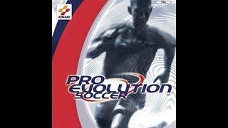 Pro Evolution Soccer (2001)  PS2 Playstation 2 Longplay  [008]
