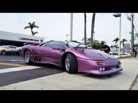 1994 Lamborghini Diablo Se30 Jota Limited Production Only 2 In Us At
