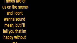 Ashley Tisdale - Me Myself & I (brand new single 2011) [Lyrics video]