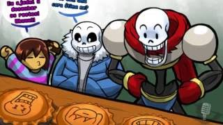 Undertale Vomics - Curtas#2