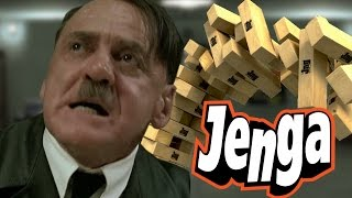 Hitler Plays Jenga