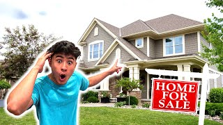 SHOPPING FOR MY SECOND HOUSE AT AGE 18!!!