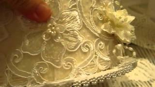 Wedding Lace Cake Box