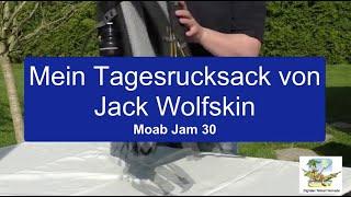 ⭐️  TAGESRUCKSACK JACK WOLFSKIN Moab Jam 30 ⭐️