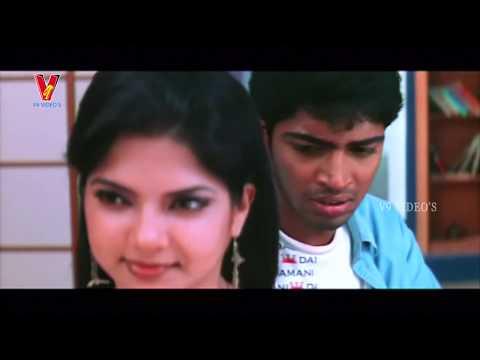 Ruchi romance with Ravi - Naa Allari Full Movie | Allari Naresh | Nikitha | Diya | V9 Videos
