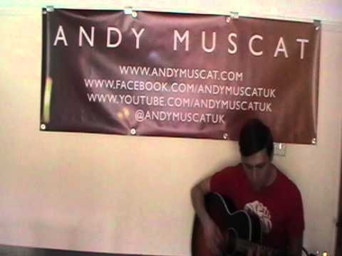Waiting All Night - Rudimental (Cover by Andy Muscat)