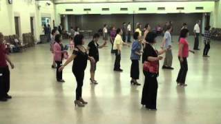 Line Dance:COWBOY CUMBIA