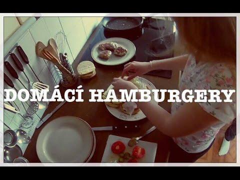 Domácí BURGERY | videorecept