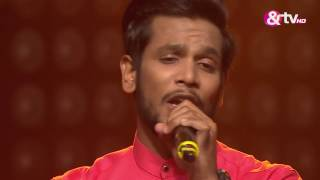 Paras Maan - Ramta Jogi    The Blind Auditions   The Voice India 2