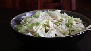 Easy, Delicious, Keto Coleslaw Recipe