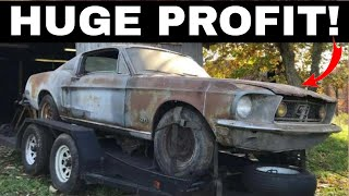 I Bought My Dream Car! A Rare and Special Ford Mustang!