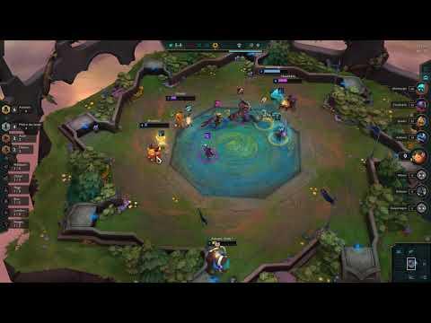 NOCTURNE BLADEMASTER 6 ASSASSINS - Teamfight Tactics Fr