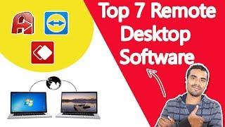 Top 7 Remote Desktop Softwares [एक PC से दुसरे PC को चलने वाला सॉफ्टवेर ]