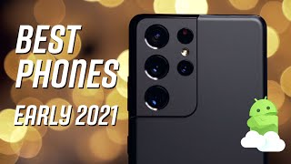 Best Android Phones - Early 2021