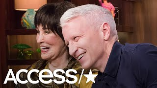 Anderson Cooper Inherits Bulk Of Gloria Vanderbilt Estate, Reports Say