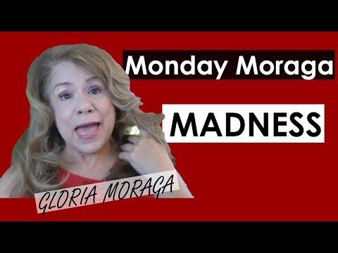 Monday Moraga Madness - My Angry Latina Monday