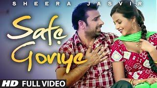 Safe Goriye  Sheera Jasvir