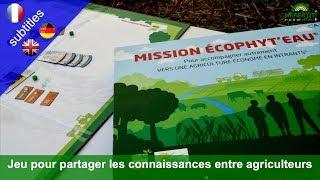 Mission Ecophyt'Eau® – Un outil d'aide à la co-construction pour des agriculteurs