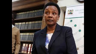 DCJ Mwilu regrets not attending Supreme Court hearing after shooting of her driver