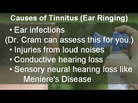 Ears Ringing