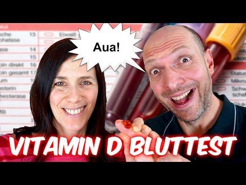 Vitamin D Bluttest selber machen - Anleitung, Blutwerte & Fazit