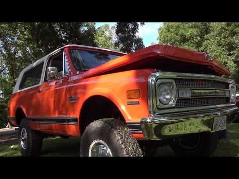 1970 Chevy Blazer K/5 4x4 retro upgraded classic 4-Wheel-Drive SUV C10 truck - Waxahachie, Texas