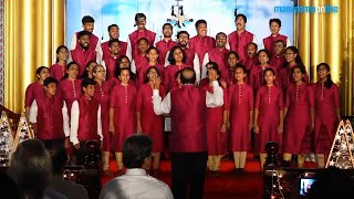 Mele Kalikimaka | Jay Althouse | Christmas Carols | Jerusalem Marthoma Church Choir