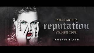 Taylor Swift's reputation Stadium Tour - Trailer
