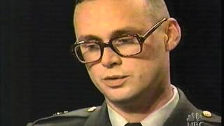 Dateline NBC 507th Maintenance Interview and Jessica Lynch (2003)