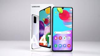 Unboxing: Samsung Galaxy A41 (Deutsch) | SwagTab