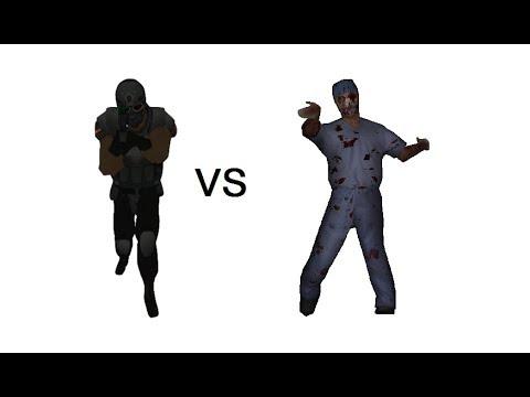 SCP Containment Breach - MTF AI ( 1 3 11 )   Part 1