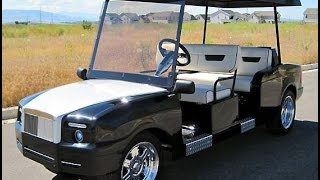 How to Properly Drive A Golf Cart