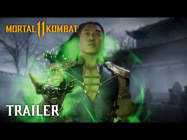 mortal kombat movie shang tsung death