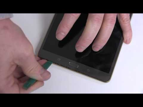 How to Replace Your Samsung Galaxy Tab S 8.4 SM-T700 Battery