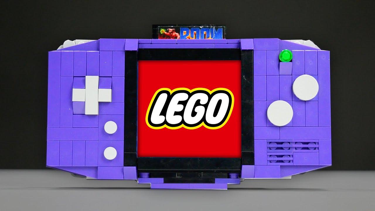 LEGO Gameboy Advance
