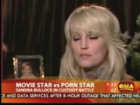Janine Lindemulder Discusses Her Custody Battle With Sandra Bullock