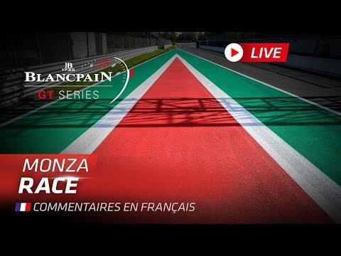 MAIN RACE - MONZA - Blancpain GT Series Endurance 2019 - FRENCH.
