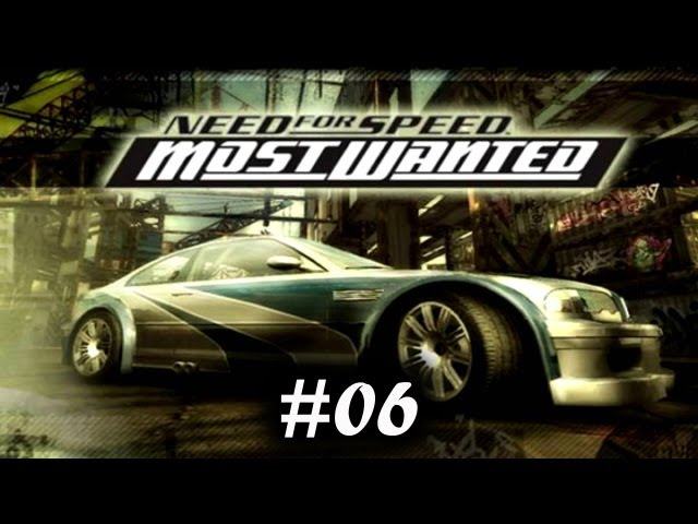 Прохождение На Игру Need For Speed Most Wanted