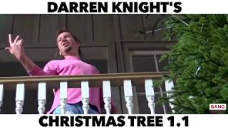 Darren Knight's Christmas Tree 1.1! LOL Funny Laugh Comedy
