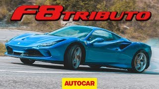 Ferrari F8 Tributo 2020 Review   710bhp V8 Supercar On Road And Track | Autocar