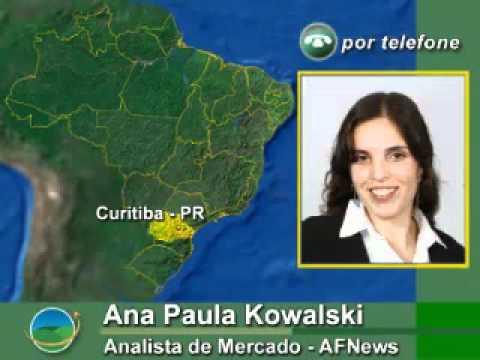 Boletim AF NEWS 26/08/10   Entrevista com Ana Paula Kowalski