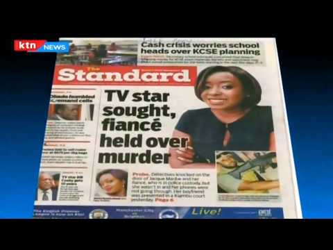 Justice James Wakiaga officially takes over murder case involving Jacque Maribe and Joseph Irungu